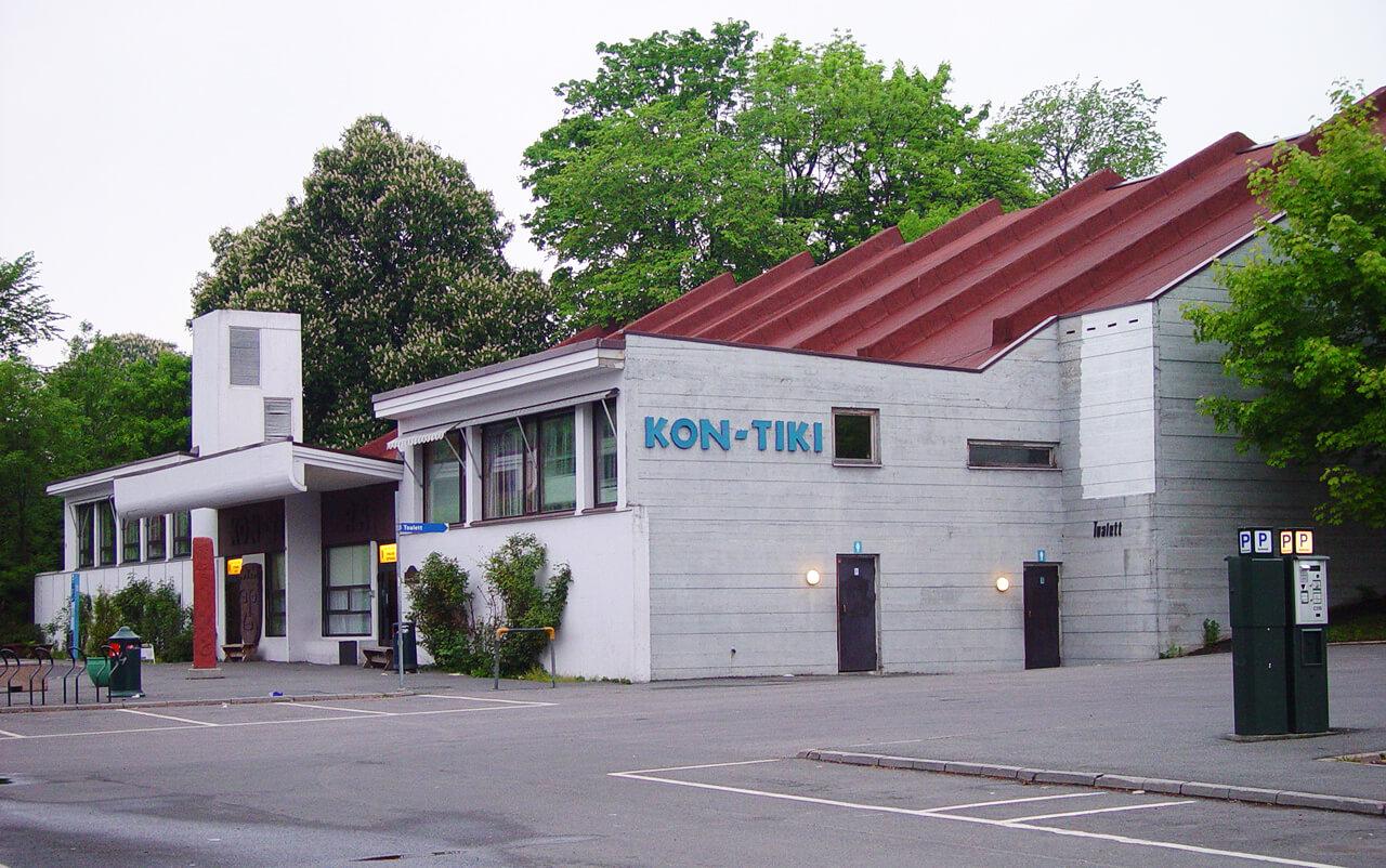 Музей Кон-Тики в Осло