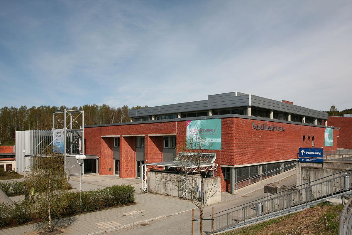 Фото Норвежского музея науки и технологии