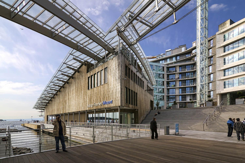 Национальный музей современного искусства в Осло