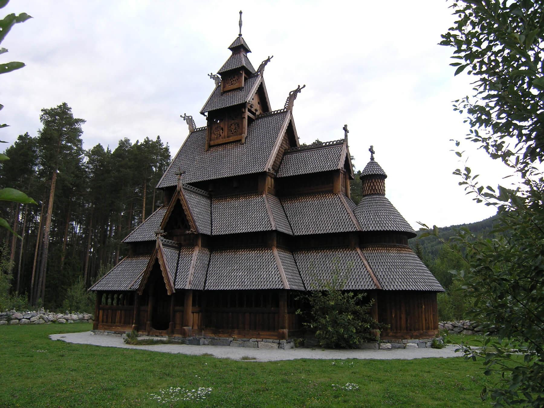 Фото Норвежского народного музея