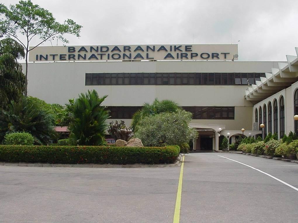 Аэропорт Бандаранайке в Коломбо