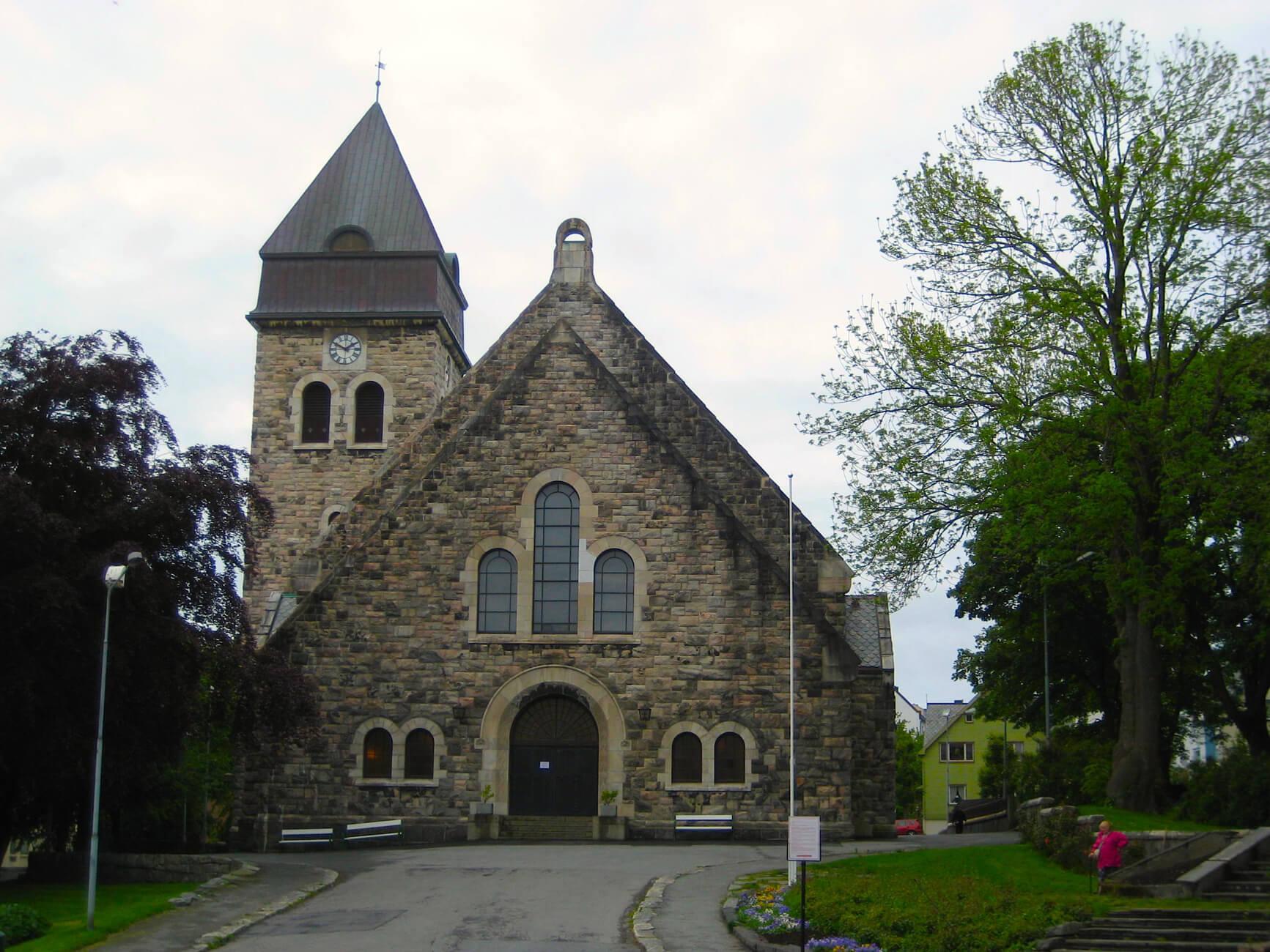 Олесуннская церковь (Aalesund Church)