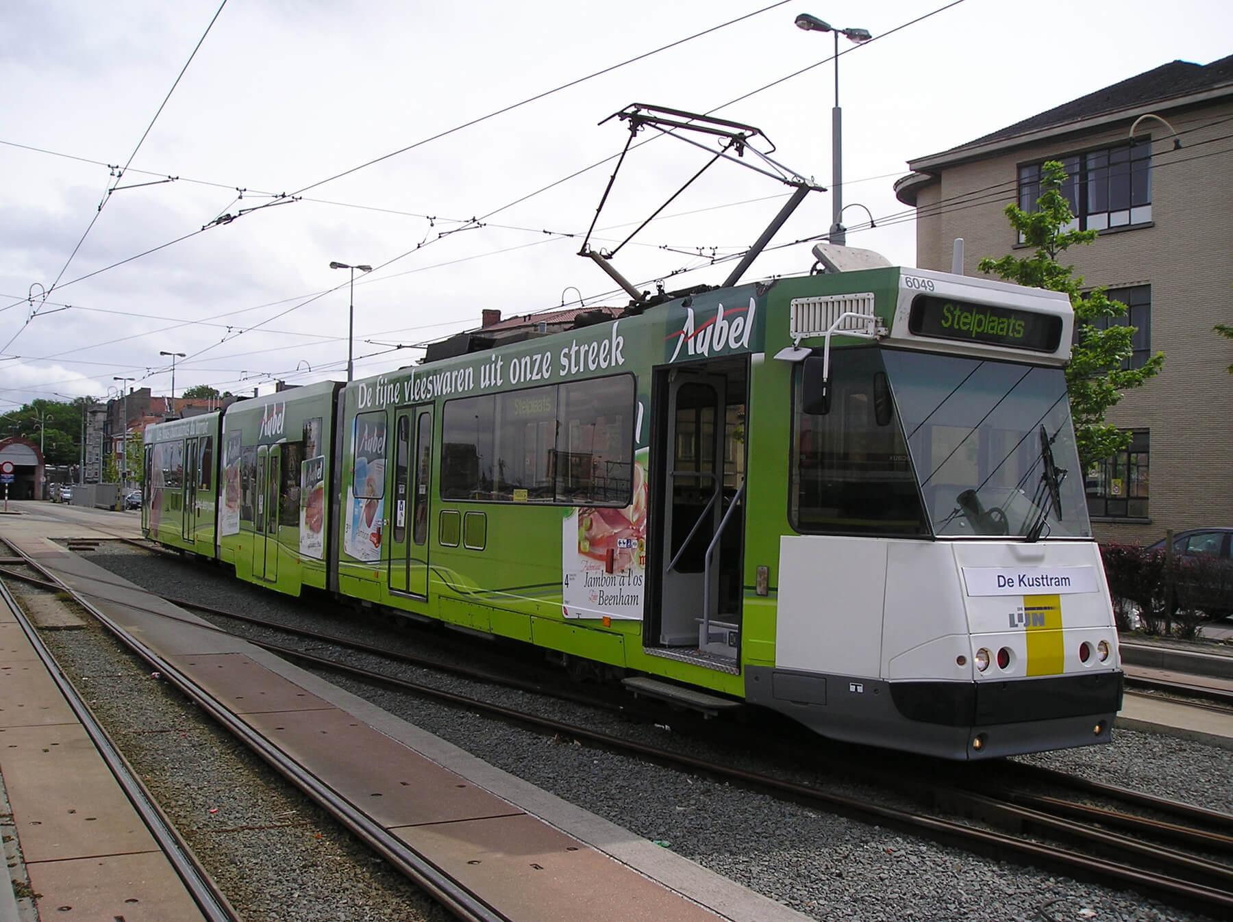 Береговой трамвай