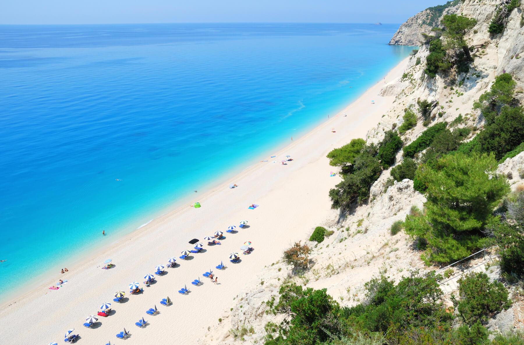 Фото пляжа Эгремни
