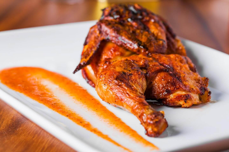 Португальская курица Пири-пири