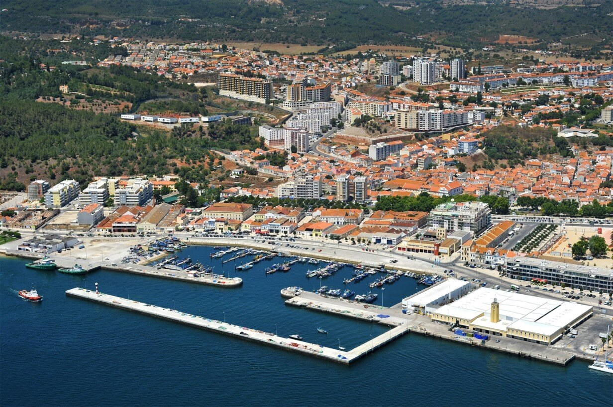 Город-порт Сетубал, Португалия