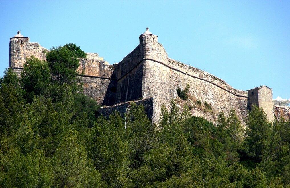 Замок Святого Филиппа