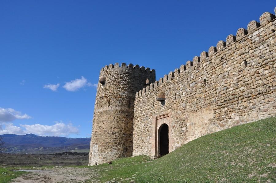 Фото крепость Ниахура
