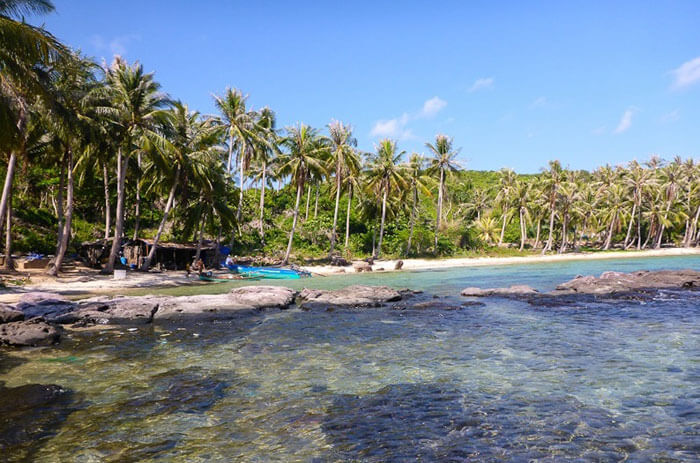 Пляж Тхом Бич