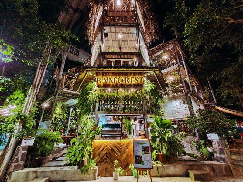 Фото: экстерьер Rainforest