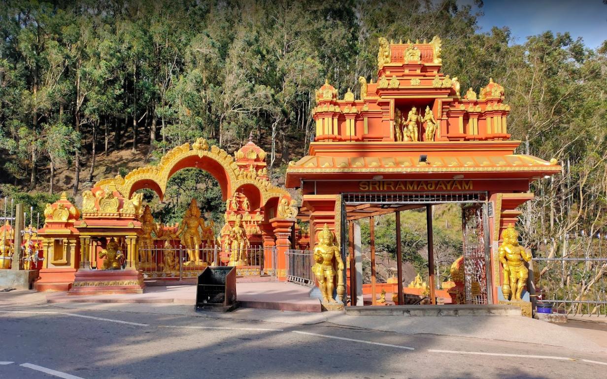 Храм Ситы