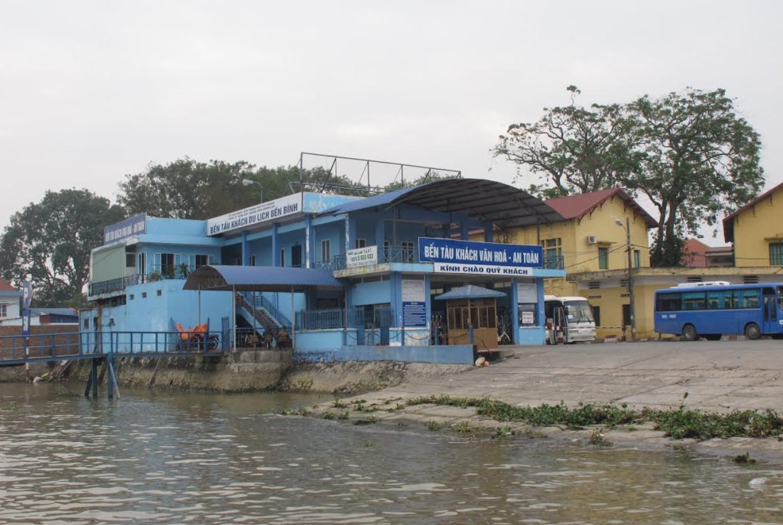 Паромный терминал Бинь, Хайфон