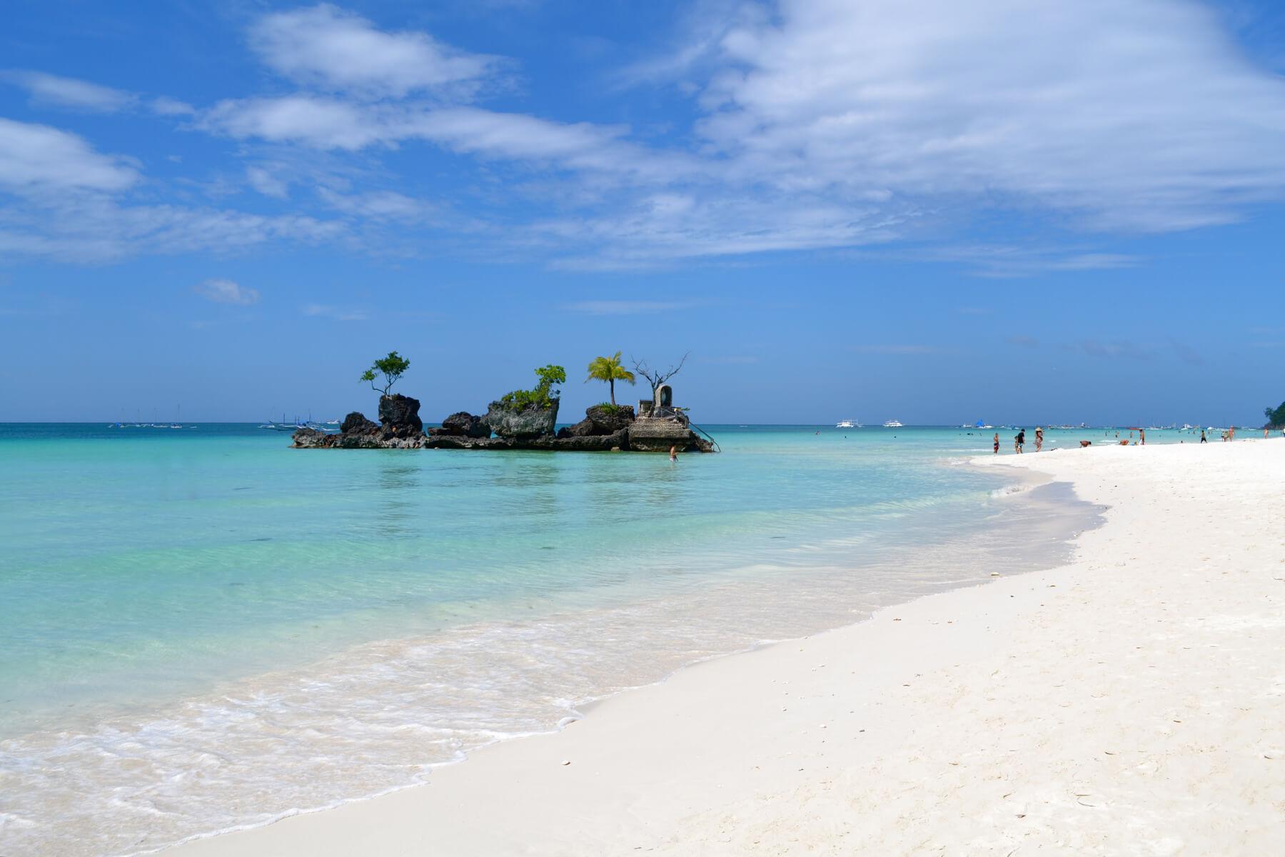 Белый пляж или White Beach
