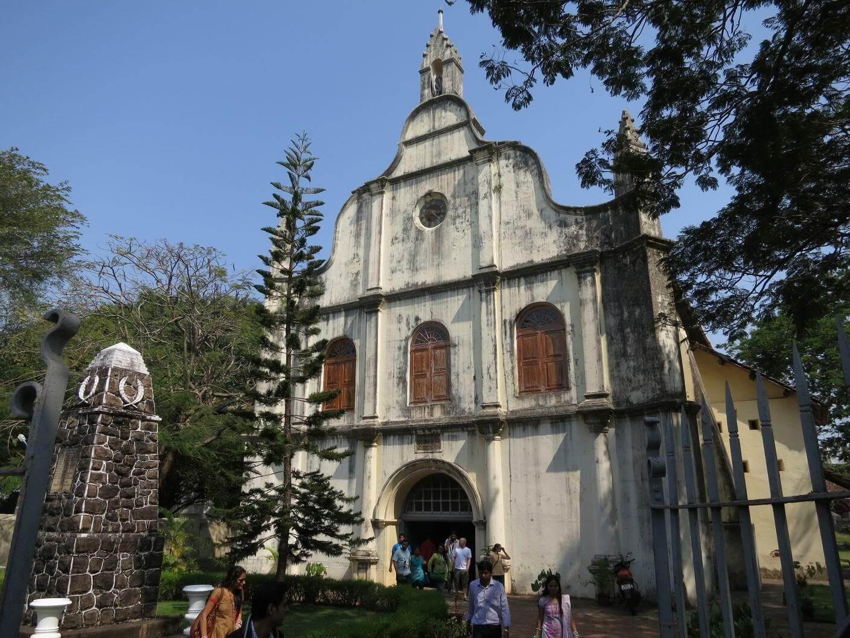 Церковь св. Франциска в Керале