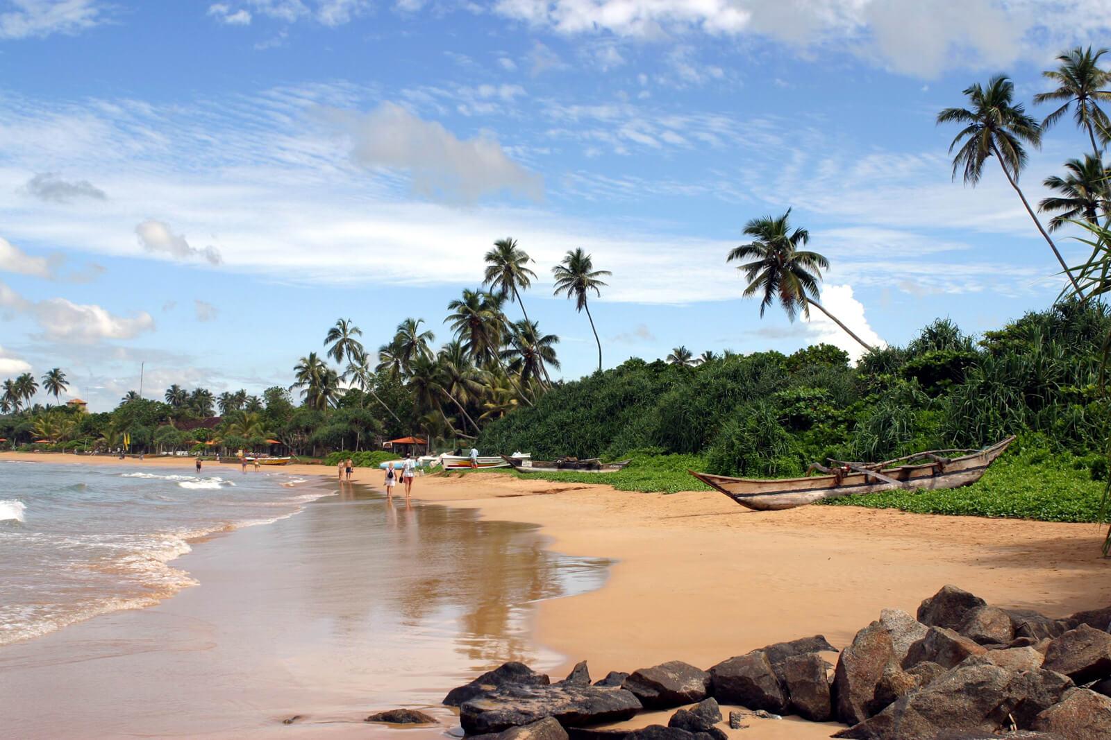 Шри-Ланка, юго-восточное побережье