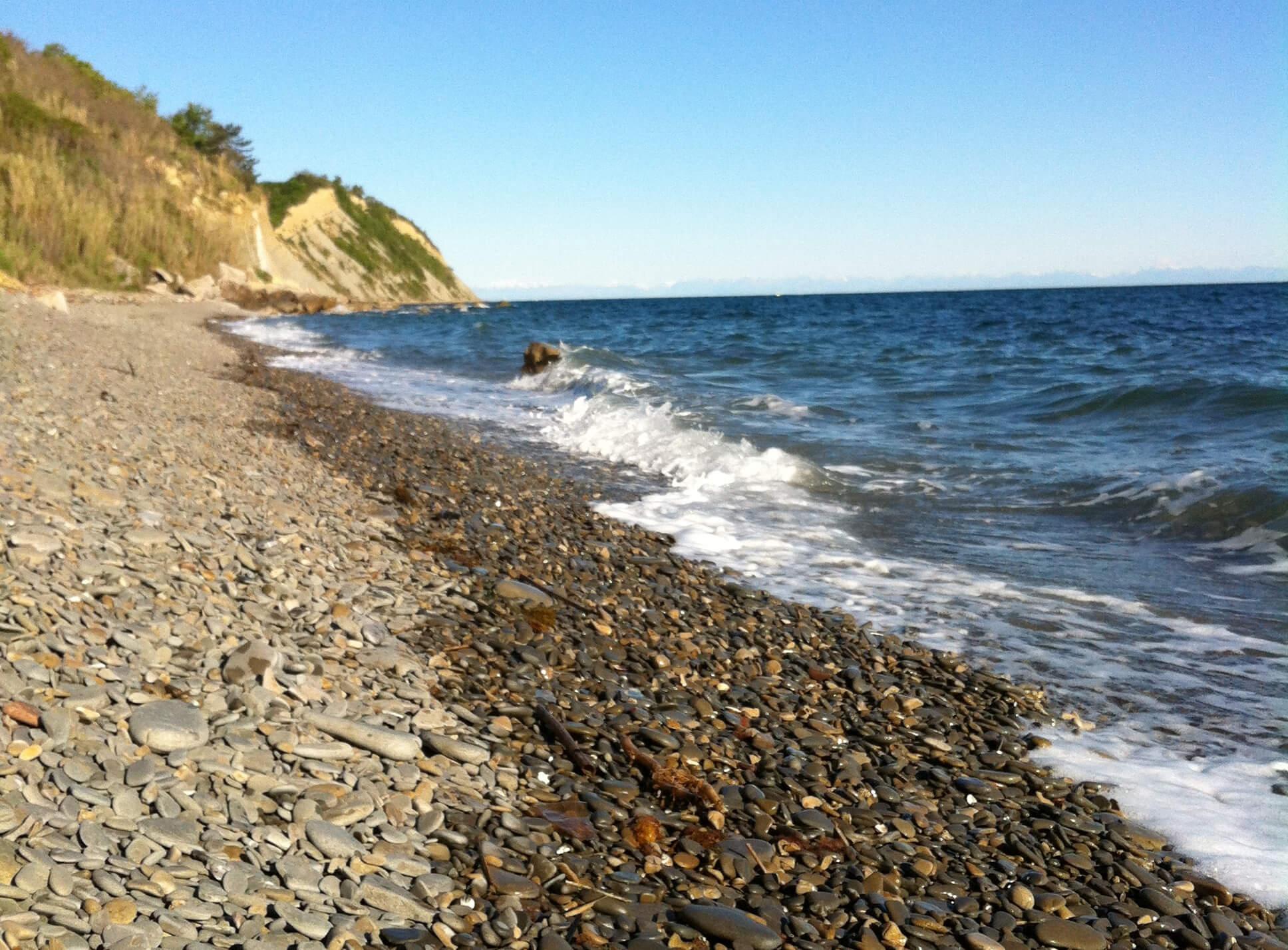 Пляжная зона дикого типа Бельведер