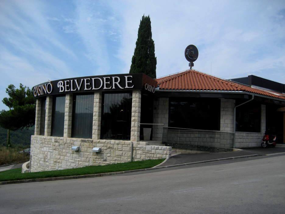 Казино Casino Belvedere в Изоле