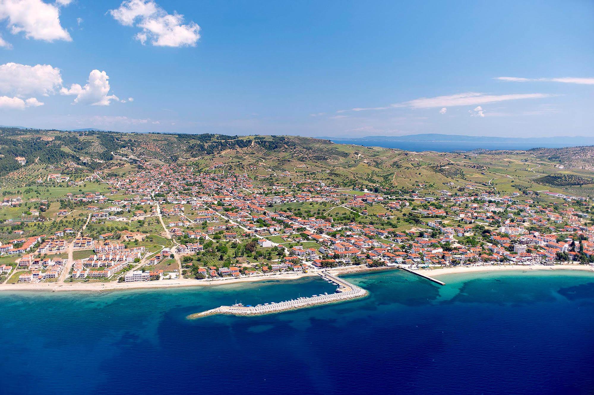 Никити – популярный курорт в Халкидики