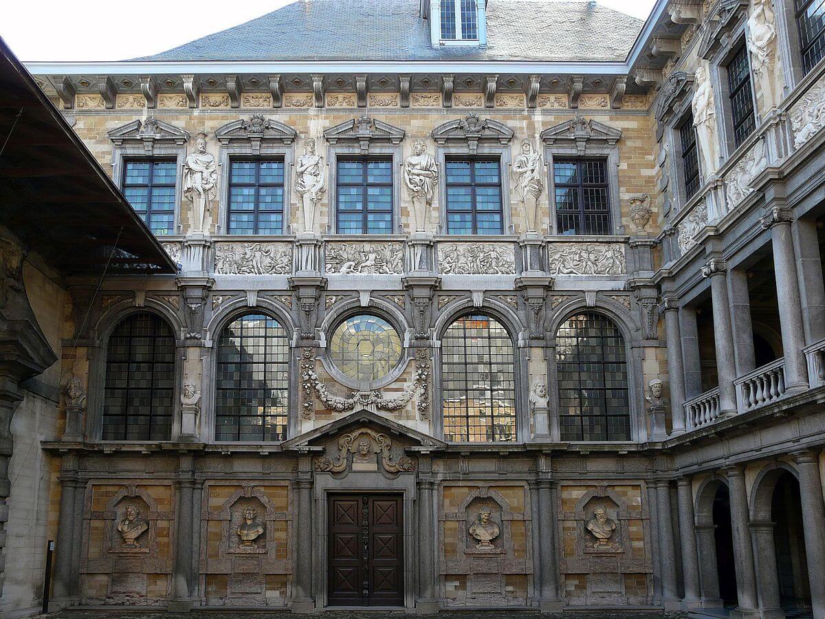 Музей в доме Рубенса