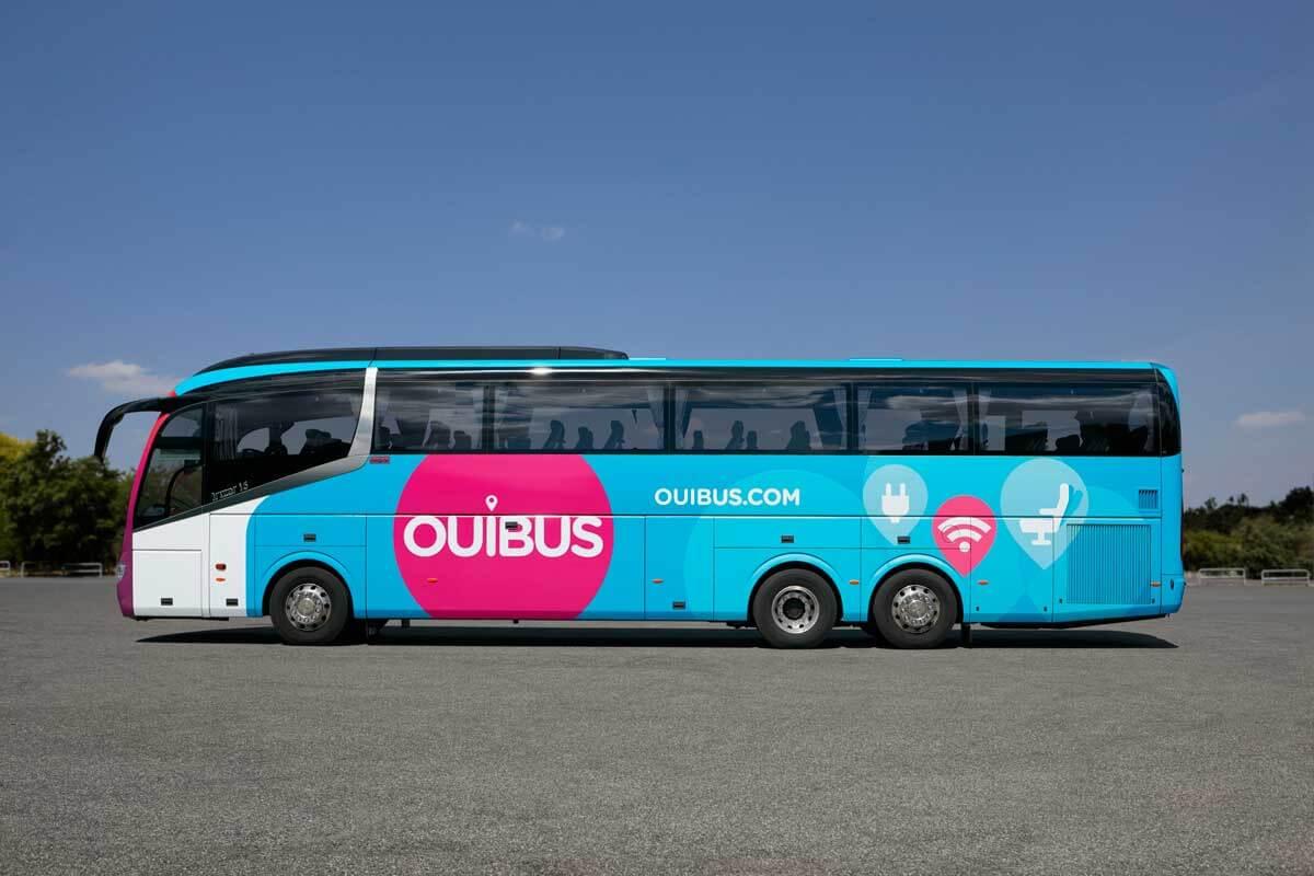 Такой автобус ездит между городами ежедневно