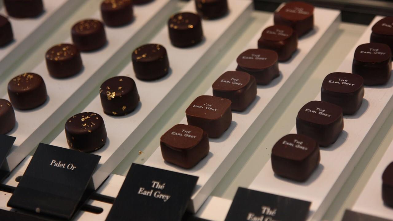 Шоколад Пьера Марколини