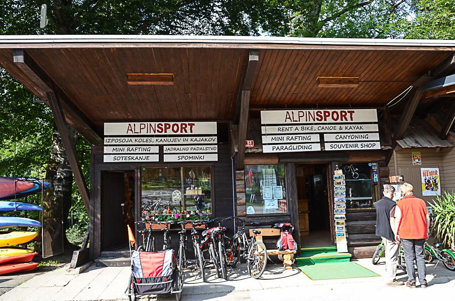 Здание аренды alpinsport