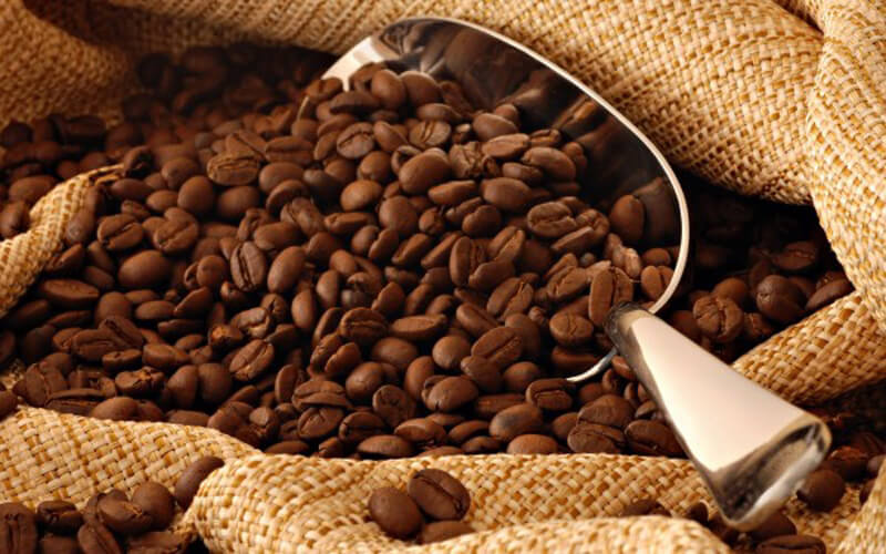 Мешок с кофе