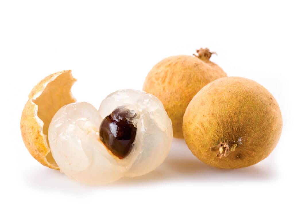 Тропический фрукт Лонган