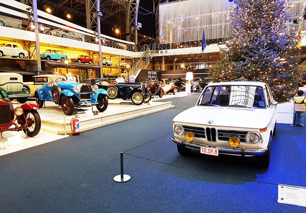 В музее Автомир в Брюсселе