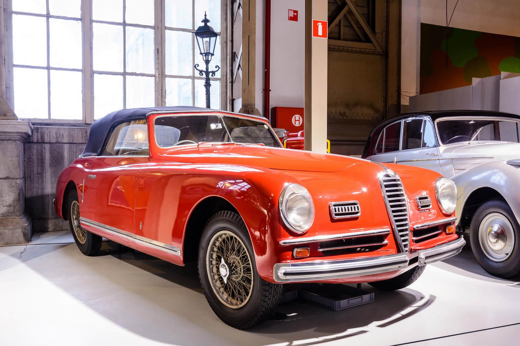 Alfa Romeo 6C 2300 Cabrio