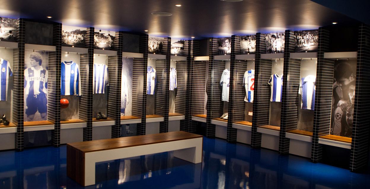 В музее FC Porto Museum