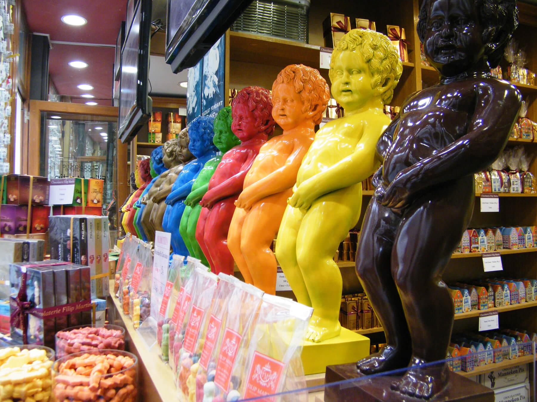 Сувениры из Бельгии