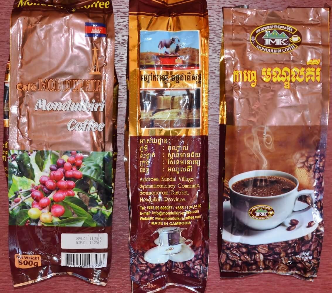 Кофе Мондолькири