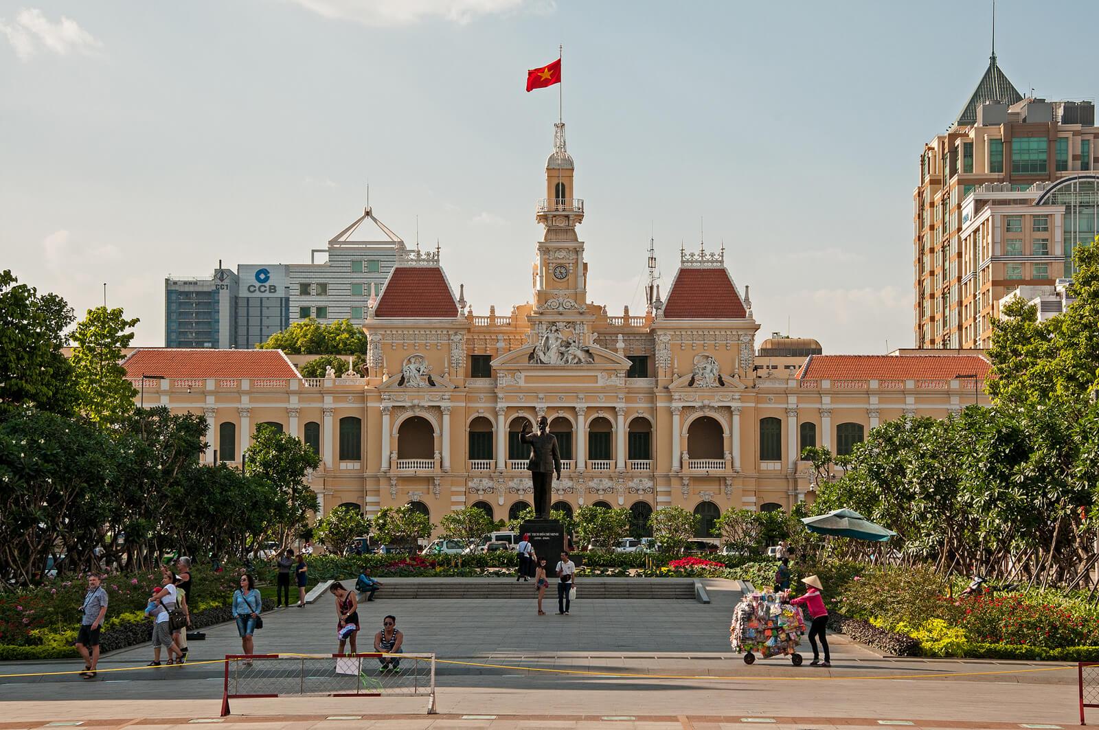 Площадь Хошимина (Ho Chi Minh Square)