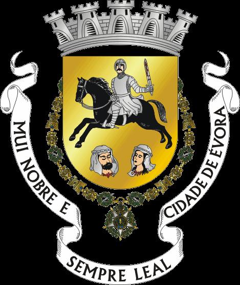 Герб города Эвора