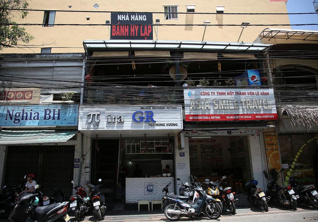 Ресторан Pita Gr restaurant в Нячанге
