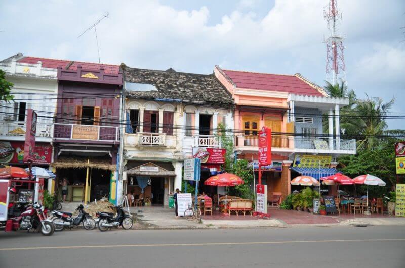 Город Кампот, Камбоджа