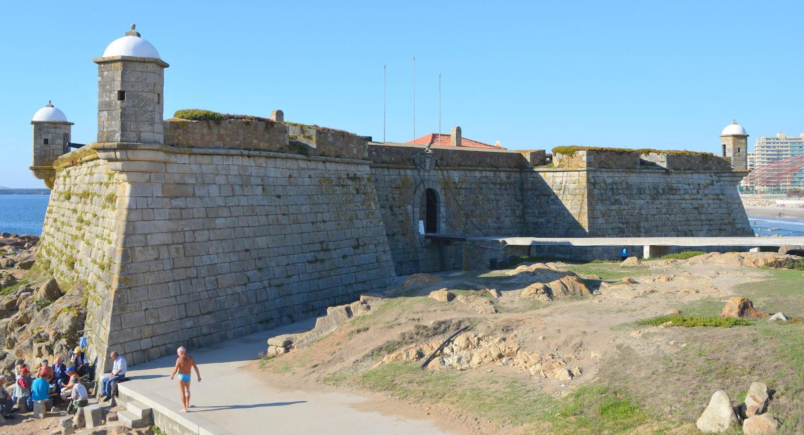 Форт Сан-Франциско (известный как Замок Сыра)