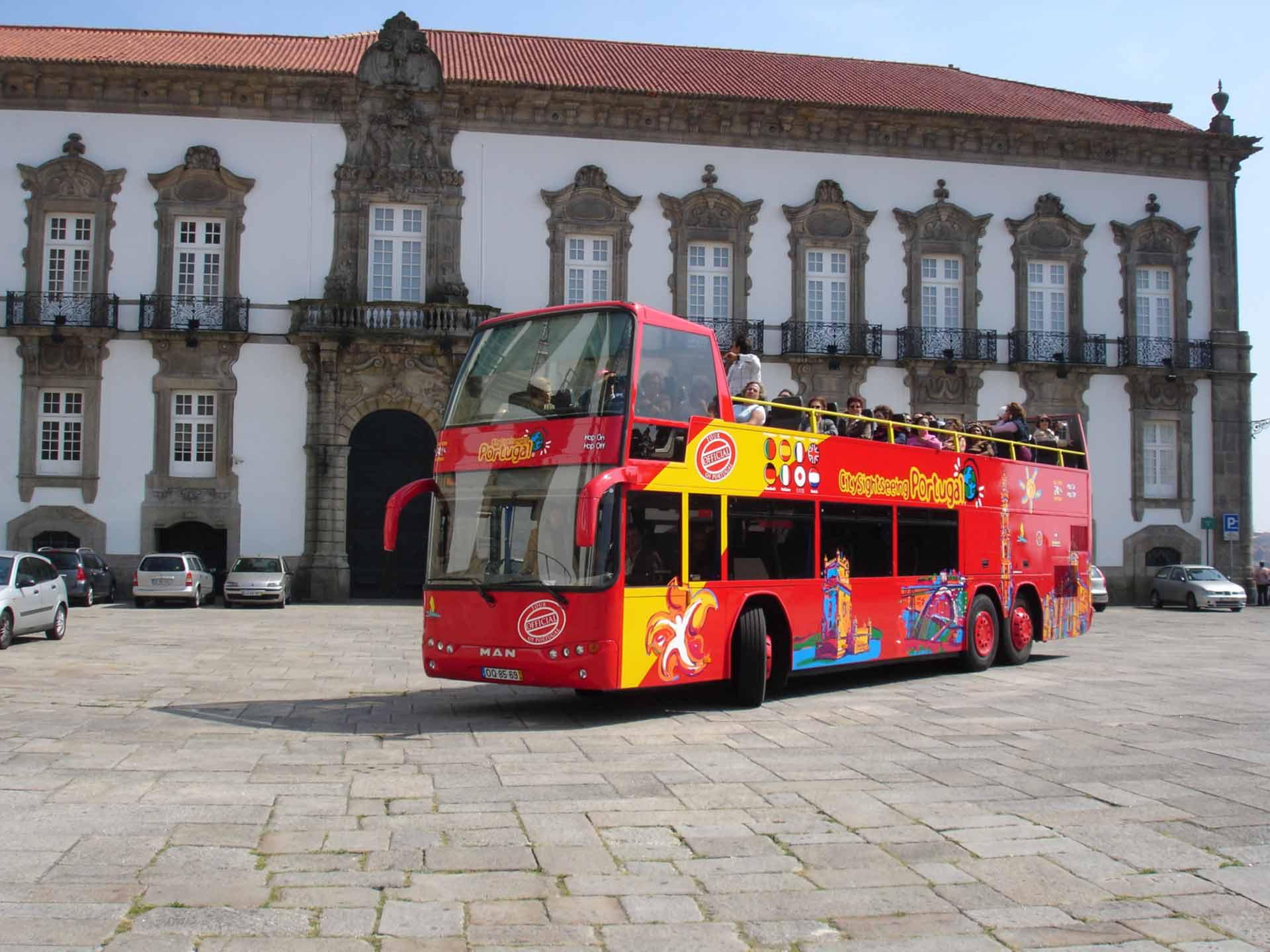 Экскурсия по Порту на автобусе