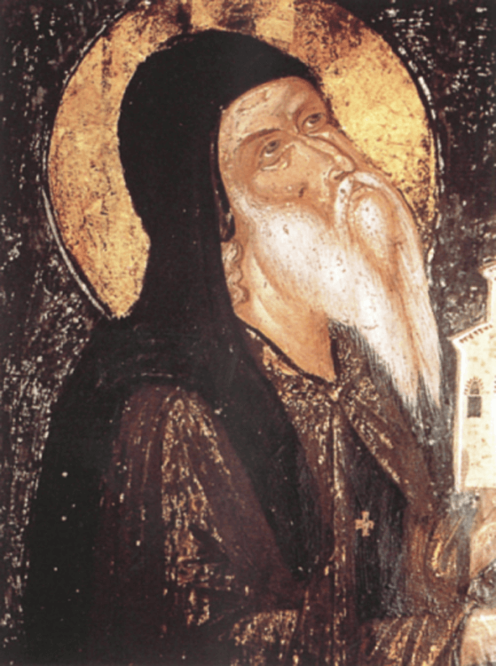 Основатель монастыря Феофан Апсарас
