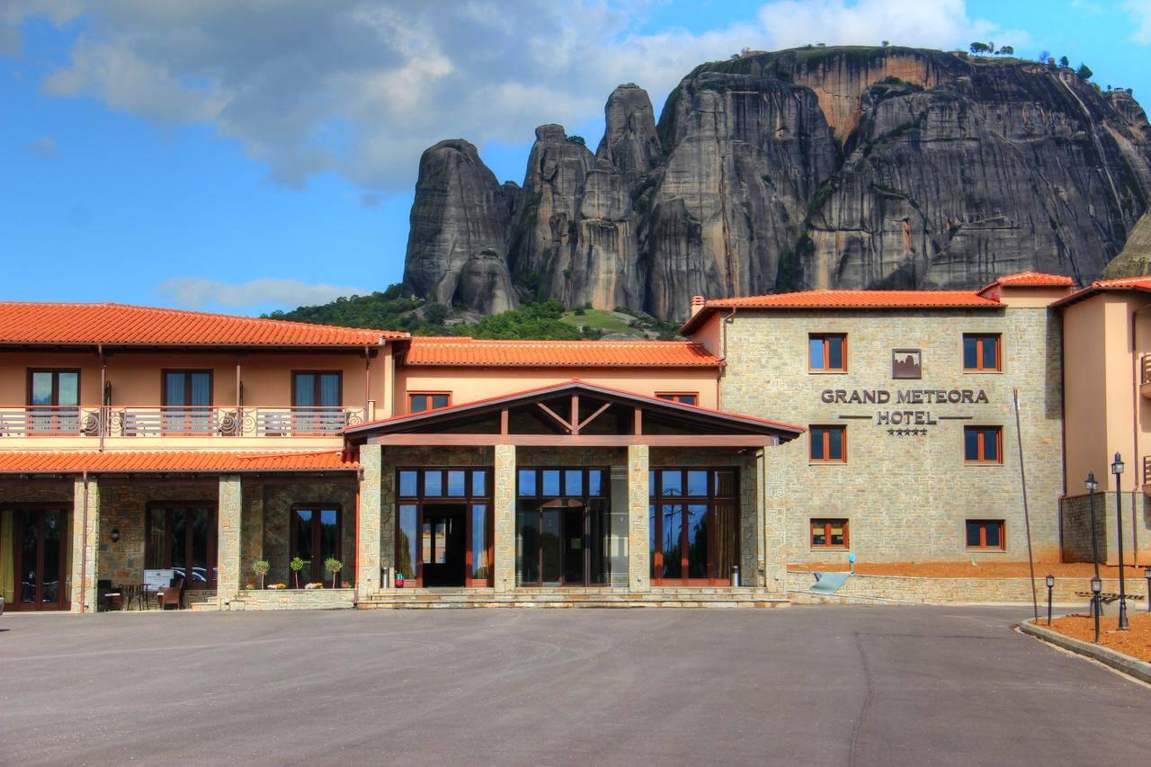 Отель Grand Meteora Hotel