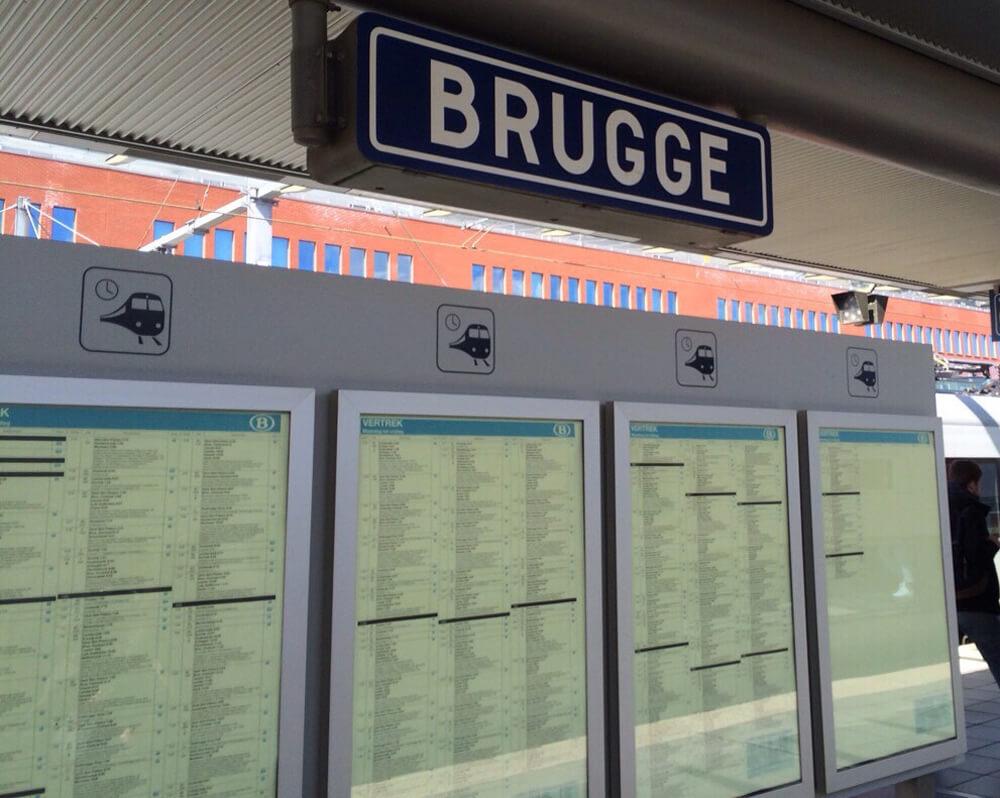 Конечная остановка - Brugge
