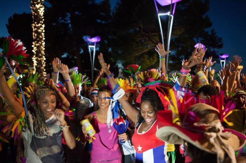 Фестиваль Cuban Salsa