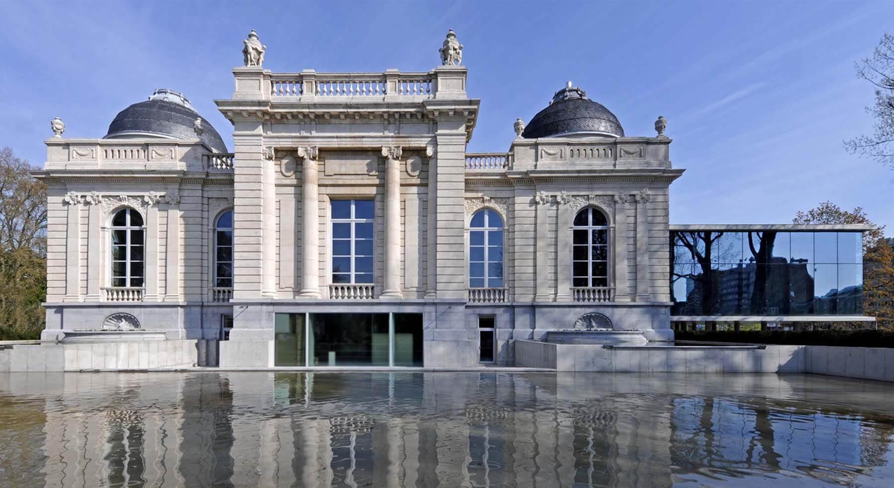 Музей бельгийской и иностранной живописи и фотографии La Boverie