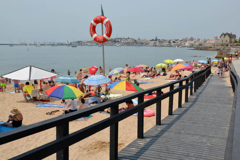 Пляж Муиташ (Moitas)