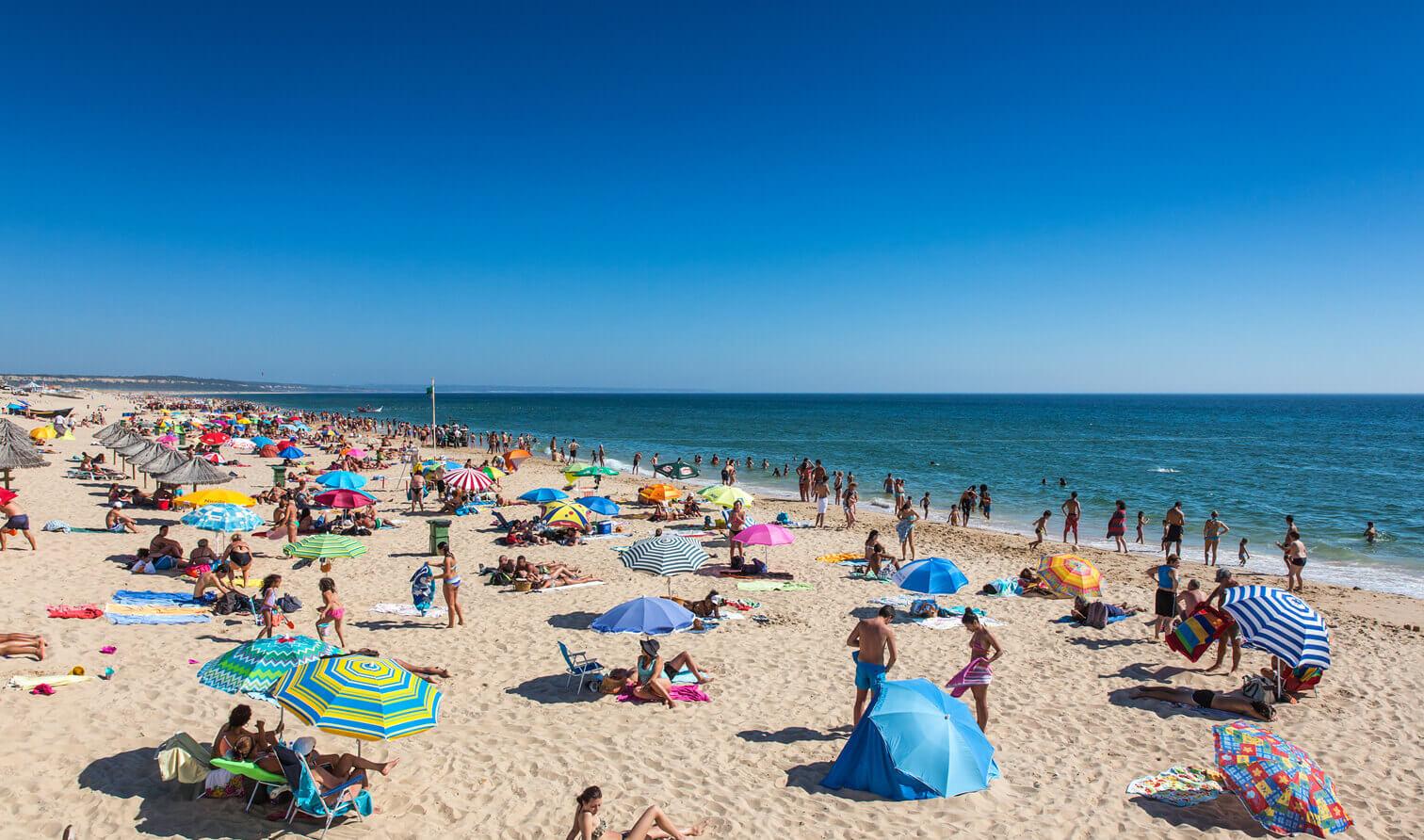 Пляж Кошта-да-Капарики