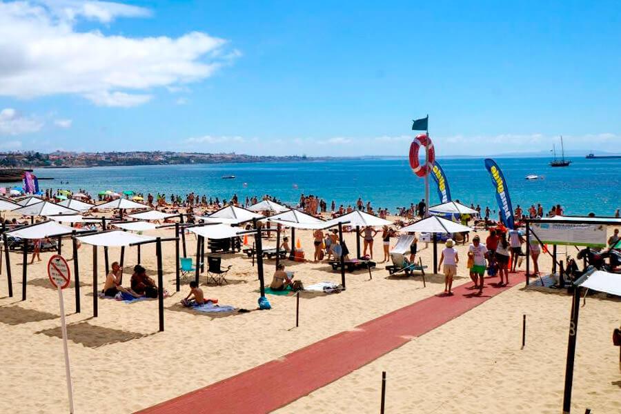 Пляж Консейсау (Conceição)