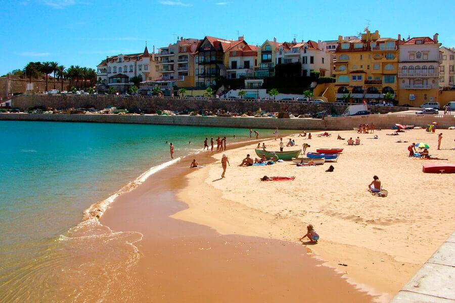 Пляж Прая да Рибейра (Ribeira)