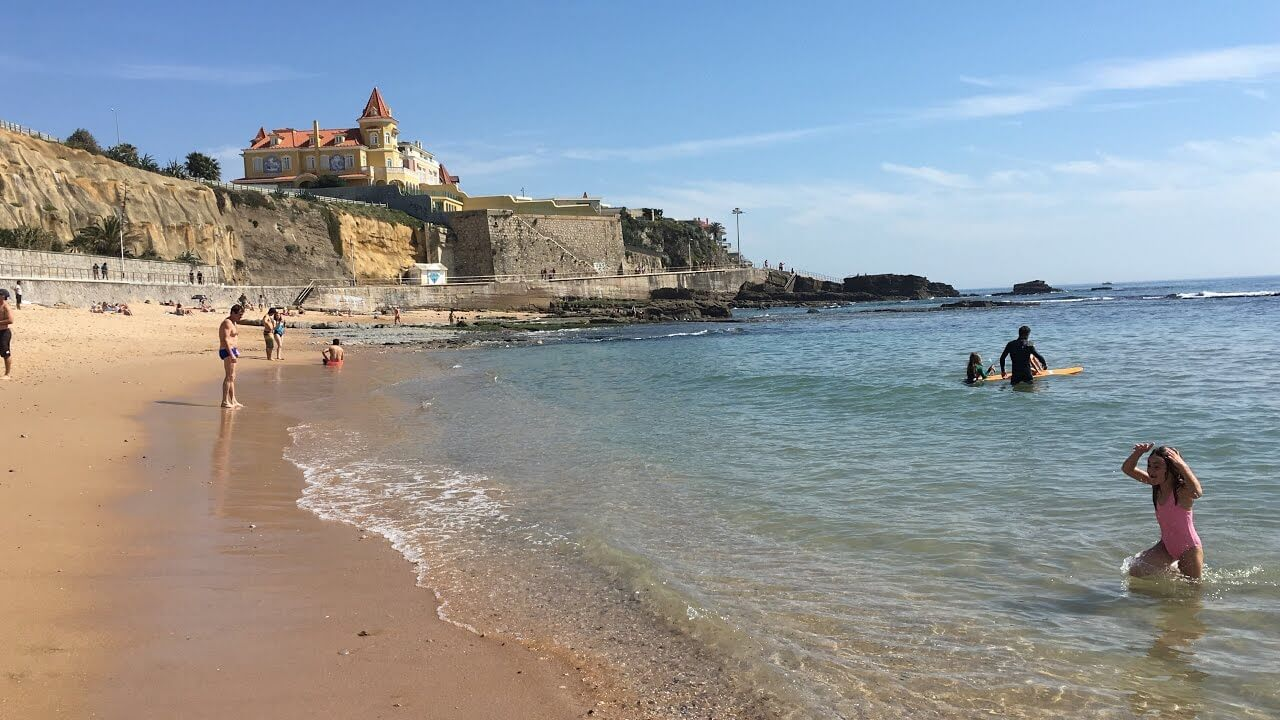 Пляж Поса (Poça)