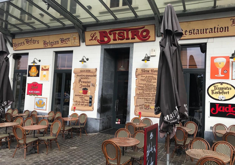 Ресторан Le Bistro